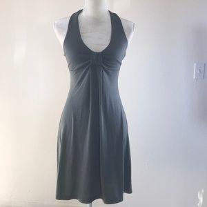 Dresses & Skirts - Halter gray summer dress